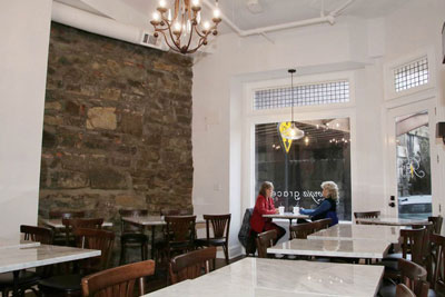 ellicott city cafe remodeling